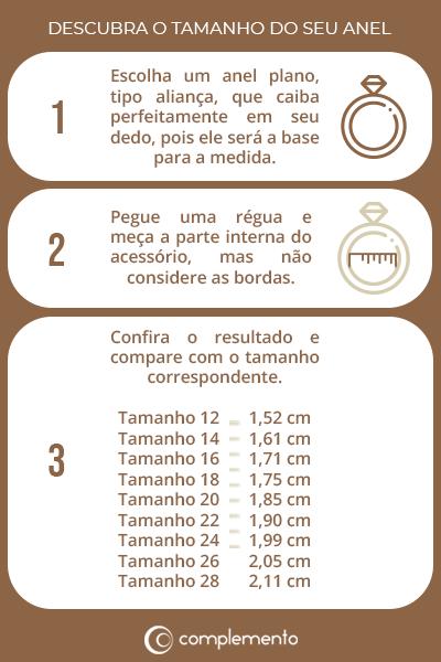 Tabela Tamanho Mobile