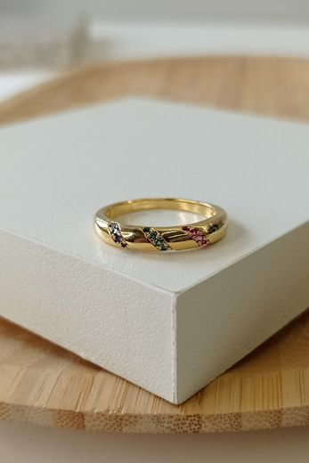 anel-rainbow-espiral-dourado